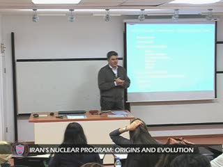 research paper on iran nuclear program Iran nuclear agreement and us exit congressional research service 1 introduction multilateral negotiations regarding iran's nuclear program date back to 2003 after the.